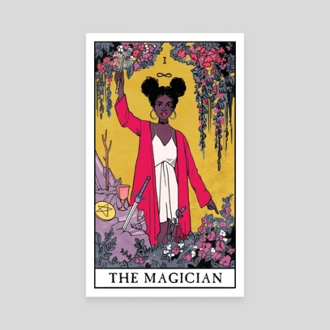 The Magician 1